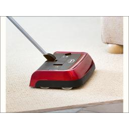 Ewbank Evolution 3 Carpet Sweeper Red