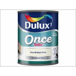 Dulux Pbw Once Gloss 750Ml