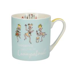 Charlie & The Chocolate Factory Can Mug