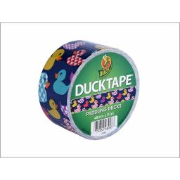 Duck Tape Paddling Ducks