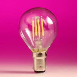 3.3W Sbc Led Filament Golfball