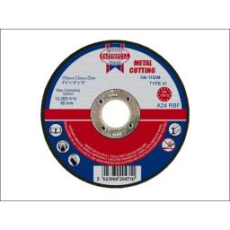 Metal Cutting Disc Faithfull