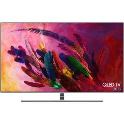 "Samsung QE75Q7FNATXXU 75"" QLED HDR1500 4K Ultra Rated HD Premium Certified TV Plus - Freesat"