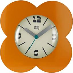 Orla Kiely Alarm Clock Orange