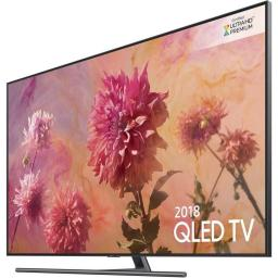 "Samsung QE75Q9FNATXXU 75"" Flagship QLED HDR2000 4K Ultra Rated HD Premium Certified TV Plus - Freesat"