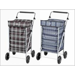 Hoppa Classic 4 Wheel Shopping Trolley ST70
