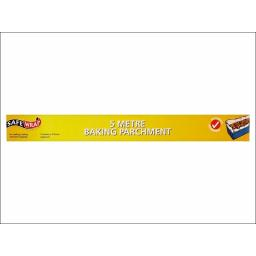 Safewrap Baking Parchment 5m 0417