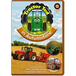 Tractor Ted In Autumntime