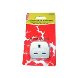 Travel Plug Adaptor European