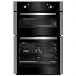 Blomberg ODN9462X Built In Programmable Touch Control Electric Double Oven - S/Steel - A+/A Rated