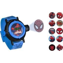 Watch Spiderman Blue Projection