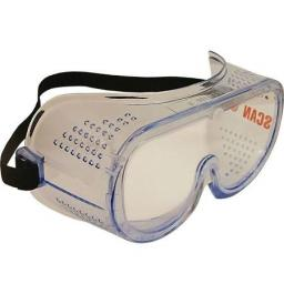 Safety Goggles Direct Vent