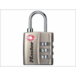 Master Lock Metal Digit Combination Padlock