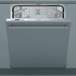 Hotpoint HEIC3C26C Full Size Integrated Dishwasher - Graphite - A++ Rated