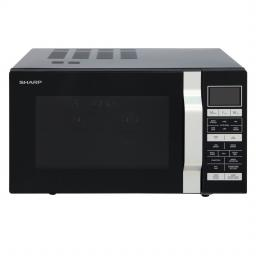 Sharp R860KM 25 Litre Combination Microwave - Black