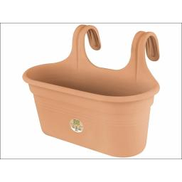 Elho Easy Hanger Terracotta Large