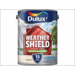 W/Shield Smooth Gardenia 5L