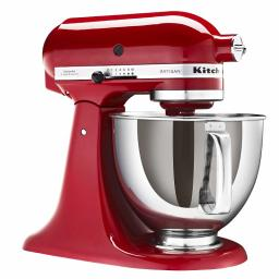 KitchenAid Artisan KSM150BER Stand Mixer Imperial Red