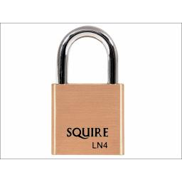 Squire Ln4 Lion Padlock 40Mm