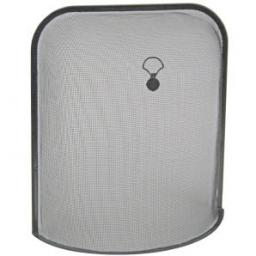 Fire Guard Domed Black Ascot