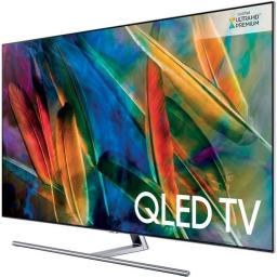 "Samsung QE55Q8FNATXXU 55"" QLED HDR1500 4K Ultra Rated HD Premium Certified TV Plus - Freesat"