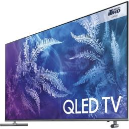 "Samsung QE82Q6FNATXXU 82"" QLED Smart 4K Ultra Rated HD HDR QLED TV Plus - Freesat HD"