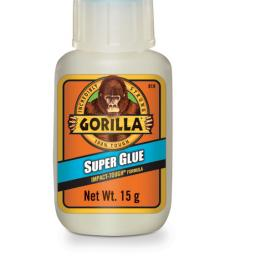 Gorilla Super Glue Bottle 15G