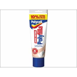 Poly Filla Tube Quick Drying