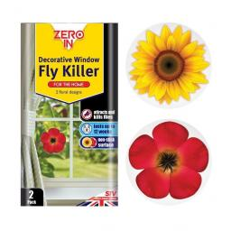 Zer010 Window Fly Killer X2