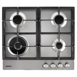 Blomberg GEN73415 60cm Gas Hob with High Power Wok Burner - Stainless Steel