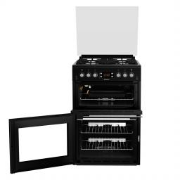 Blomberg 60 Cm Gas Cooker With Glass Lid Ggn64Z