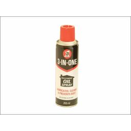 3In-One 44006 Oil Spray 200Ml X