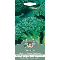 Broccoli (Autumn) Green Calabrese
