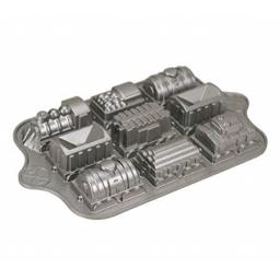 Nordic Ware Bundt Train Muffin Tin
