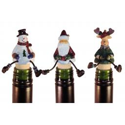 Bottle Stoppers Christmas Danglers