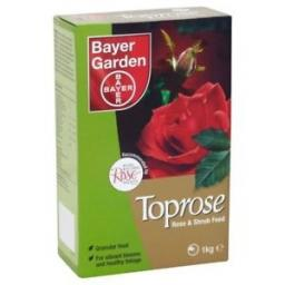 Bayer Toprose Fertilizer 1Kg