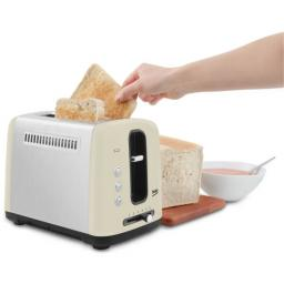Toaster 2 Slice Victory Cream