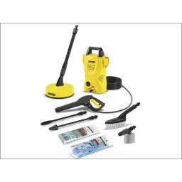 Karcher K2 Pressure Washer & Kit