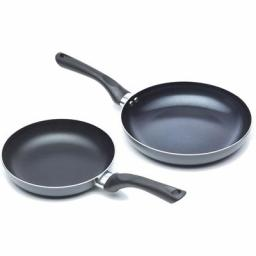 Fry Pan Non Stick Set 2 20Cm/26Cm