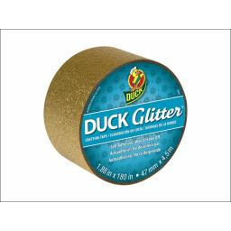 Duck Tape Glitter Gold