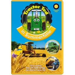 Tractor Ted In Summertime