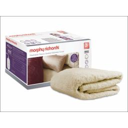 Underblanket Morphy 620001 Single Dual