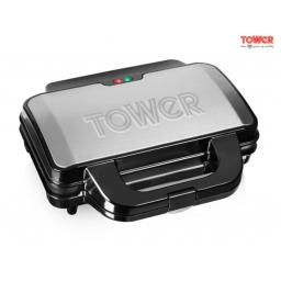 Tower Deep Fill Sandwich Maker 2 Slice