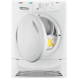 Zanussi ZDP7206PZ 7kg Condenser Tumble Dryer - White - B Rated