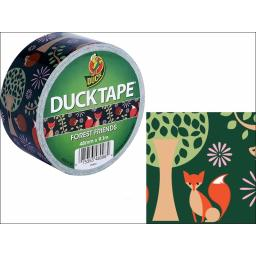 Duck Tape Forest Friends
