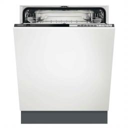 Zanussi ZDT24003FA Full Size Integrated Dishwasher - A+ Rated