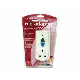 Smj Rcdawc Rcd Safety Adaptor White P
