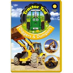 Tractor Ted Diggers & Dumpers