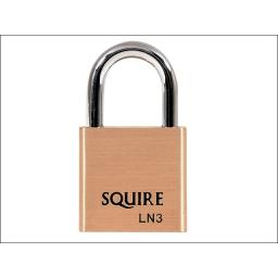 Squire Toolbox Lock Ln3