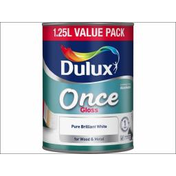 Dulux Pbw Once Gloss 1.25L